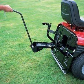 Tondeuses kit mulching pour tracteur tondeuse autoport e - Tracteur tondeuse mulching ...