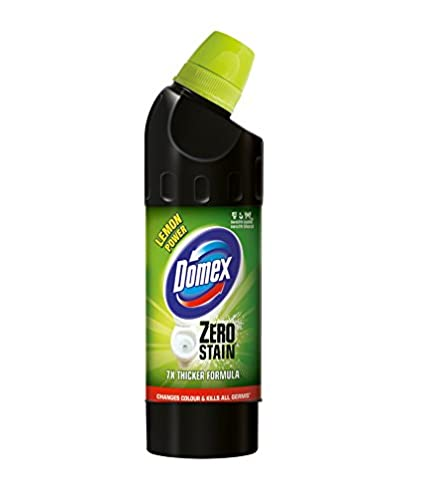 Upto 20% Off On Home Supplies By Amazon | Domex Zero Stain Toilet Cleaner - 750 ml (Lemon Power) @ Rs.98