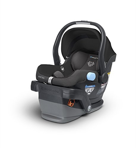 UPPAbaby MESA Infant Car Seat, Jake (Black)