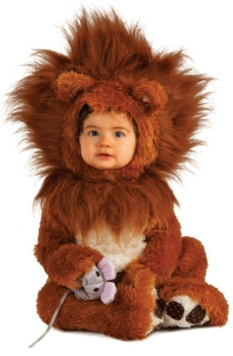 Lion Cub Costume - Newborn