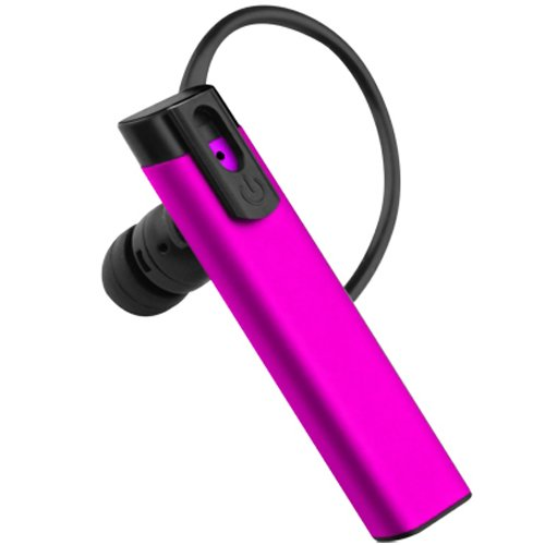 Noisehush N525 Bluetooth Headset - Pink/Black