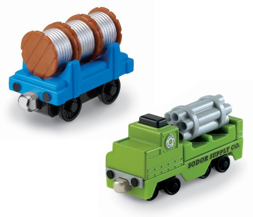 Thomas & Friends: Take-n-Play Sodor Supply Co.