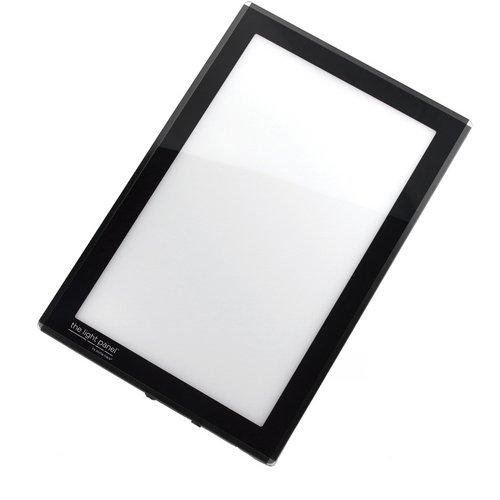 Porta-Trace LED Light Panel, Black Frame, 16-by-18-Inch
