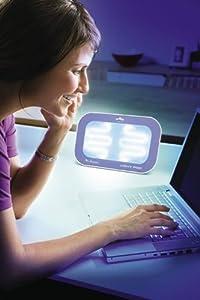 Lifemax Light Pod 107a SAD Simulated Daylight Box by Lifemax