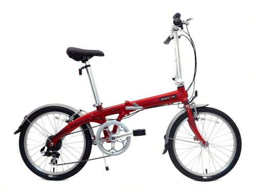 Learn More About Dahon Eco C7 Folding Bike, Brick