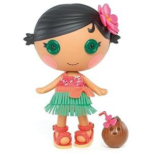 Amazon.com: Lalaloopsy Littles Doll - Kiwi Tiki Wiki: Toys & Games