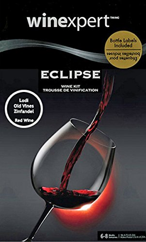 Eclipse Lodi Old Vine Zinfandel (With Grape Skins) Wine Ingredient Kit (Old Red Wine compare prices)