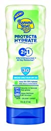 Banana Boat Protect and Hydrate Sunscreen Lotion Spf 30 6 Ounce