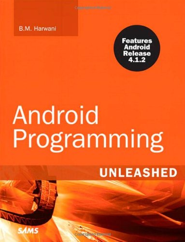 Android Programming Unleashed 0672336286 pdf