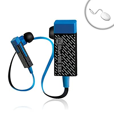GOgroove Bluetooth TV Headphones Wireless Connection System for HD Televisions by Sony , LG , Samsung , Sharp , Toshiba , Vizio , Panasonic with Portable Sport Headphones and Bluetooth Transmitter