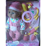 GIGO TOYS African American Baby Doll with Medical Set at Sears.com