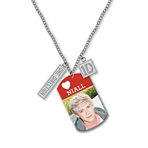 One Direction 16 Tag Necklace - Niall Official 1d Merchandise from Global