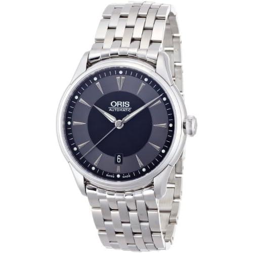 ORIS (オリス) 腕時計 アートリエ デイト 733 7591 4054M メンズ [正規輸入品]