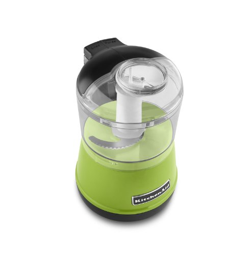 KitchenAid KFC3511GA 3.5 Cup Food Chopper – Green Apple