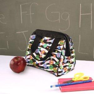 Riley Kids' Chiller Lunch Bag - Zebra Peace