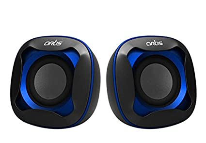 Artis AR-XL Mini USB 750W Portable Speakers