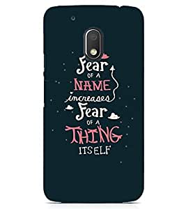 FEAR OF NAME Designer Backcover Samsung Galaxy A8