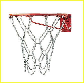 Champion Sports Heavy Duty Steel Chain Basketball Net 410