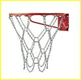 Champion Sports Heavy-Duty Steel Chain Basketball Net