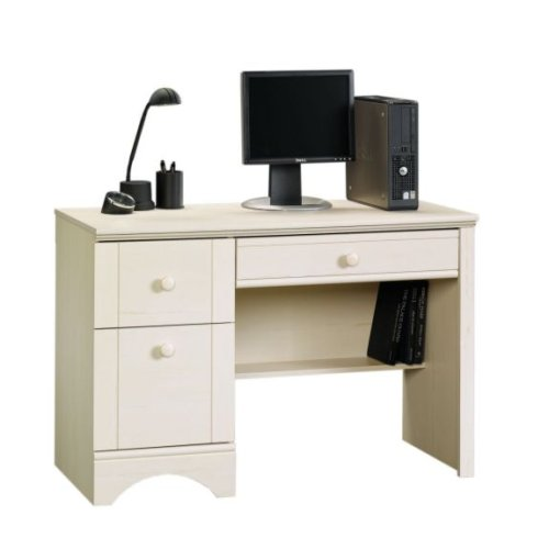 White Computer Desk