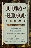 img - for Dictionary of Geological Terms (Rocks, Minerals and Gemstones) 3th (third) edition Text Only book / textbook / text book