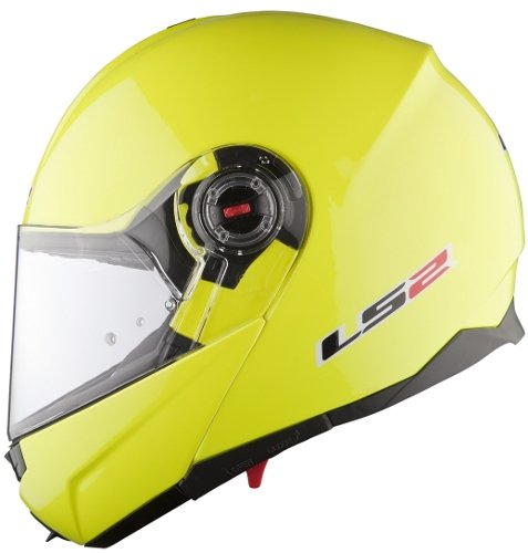 FF386 lS2 rIDE hI-vIS yELLOW taille m 57/58)