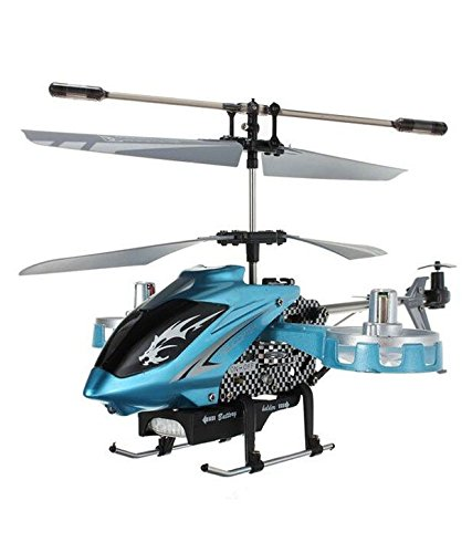 Remote Controlled Avatar Helicopter on heavenkart