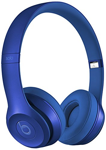 Beats by Dr. Dre Solo2 Royal Collection On-Ear Headphones - Blue Sapphire