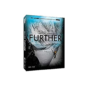 Further DVD & Blu-ray Snowboard DVD Combo Pack with Jeremy Jones