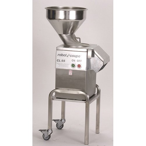 Robot Coupe CL55BULKSERIESD Bulk D-Series Commercial Food Proccessor - 3 HP