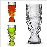 ワールドカップ トロフィー風グラス