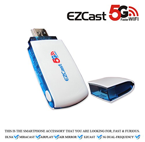 Toworld18 Newest Ezcast M2-500 Tv Stick Airplay Miracast Dlna 2.4G/5G Wifi Dual Frequency Better Than Chromecast For Windows Ios Andriod