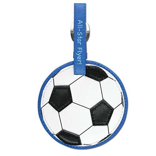 Stephen Joseph toys Luggage Soccer Tags - 1