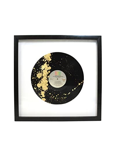Aviva Stanoff Sheena Easton You Could Have Been with Me Vinyl with Gold Paint