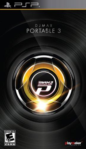 DJ Max Portable 3 - Sony PSP - 1