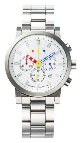 GSX (ジーエスエックス) 腕時計 SMART CHRONOGRAPH スマートクロノグラフ GSX223SWH SMART no.82