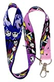 The Nightmare Before Christmas Jack Purple Color Lanyard