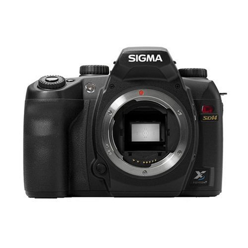 Sigma SD14 14MP Digital SLR Camera (Body Only)