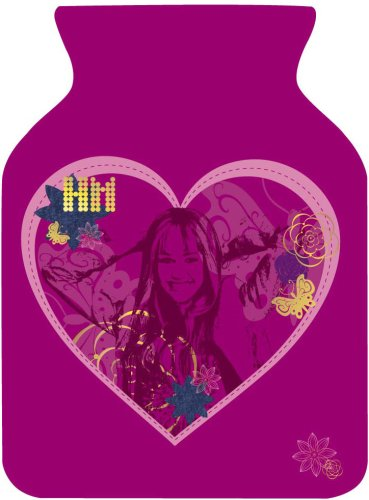 characterworld-hannah-montana-golden-flower-hot-water-bottle-and-cover