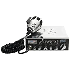 COBRA-2 WAY RADIOSCobra 29 LTD CHR- Chrome Special Edition. MOBILE CHROME CB RADIO... by Cobra