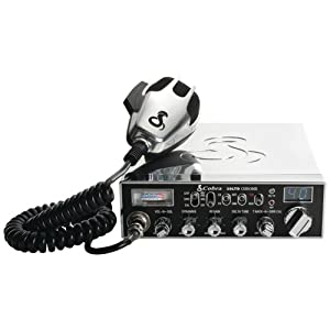 Cobra 29 LTD CHR 40-Channel CB Radio With PA Capability by Cobra