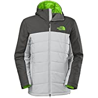The North Face Men's Roamer Parka High (Rise Grey/Asphalt Grey)