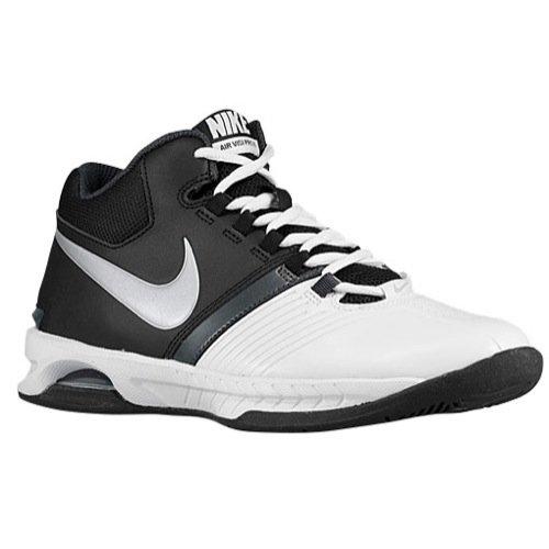 New Nike Womens Air Visi Pro V Basketball Shoes White/Black 7.5