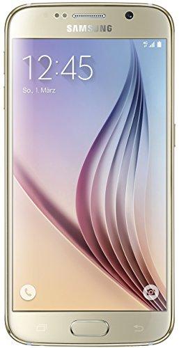 Samsung Galaxy S6 Gold 32GB SIM-Free Smartphone (Zertifiziert und Generalüberholt)