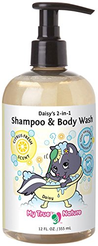 My True Nature Daisy's 2-in-1 Shampo & Body Wash - Citrus - 12 oz - 1