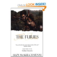 The Furies (The Holdfast Chronicles, Book 3) by Suzy McKee Charnas