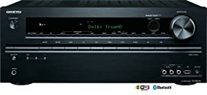 Onkyo TX-NR626 7.2-Channel Network Audio/Video Receiver (Black)