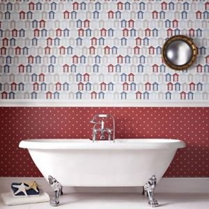 Graham and Brown Contour Wallpaper - Beside the S by New A-Brend