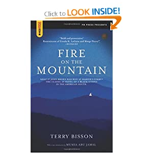 Fire on the Mountain (Spectacular Fiction) by Terry Bisson