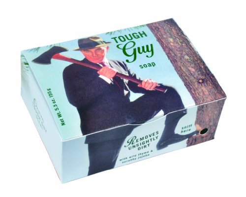 Gag Gifts - Tough Guy Soap